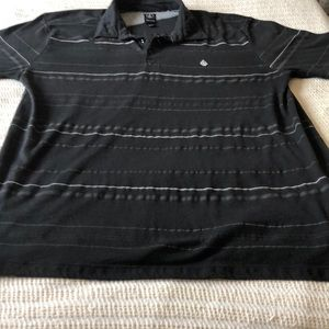 Volcom men's black shirt.